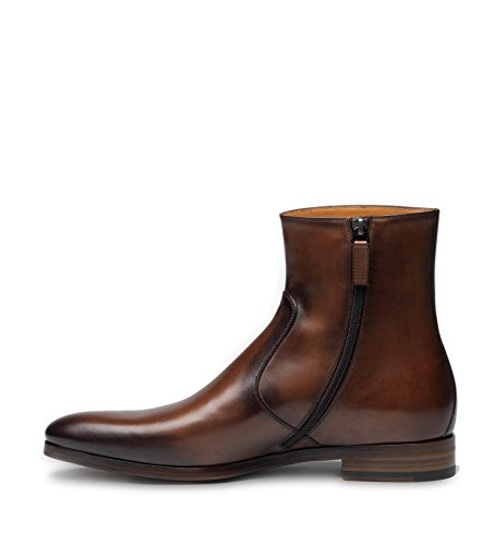 Gucci-Mens-Calfskin-Leather-Zip-Boot-Burnished-Brown-353018