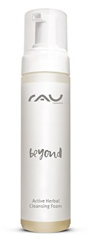 RAU-beyond-Active-Herbal-Cleansing-Foam-200-Ml-68-FLoz-Gentle-Face-Wash-Gel-Foaming-Cleanser-with-Pomegranate-Fig-Chamomile-Orange-Oil-For-Dry-Oily-Normal-Sensitive-Mature-Skin
