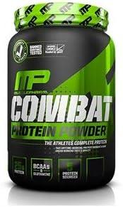 MusclePharm Combate Proteína Suplemento, Mantequilla de ...