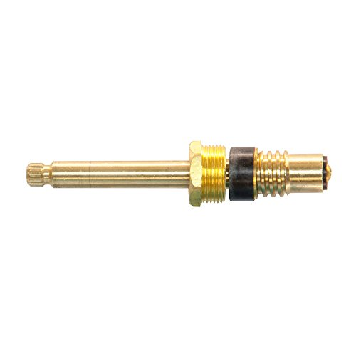 Danco 17105E Hot Faucet Stem, For Use With Crane R8150Am Bath Sink And R8380M And R8381M Tub/Shower Brass