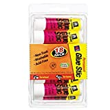 Avery Permanent Glue Stic, Regular size.26 oz, 18 Pack (98001)