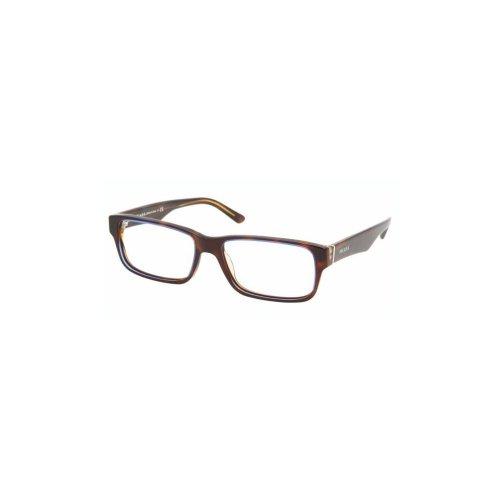 PRADA Monture lunettes de vue PR 16MV ZXH1O1 Écailles/Denim 55MM
