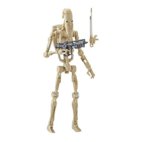 Star Wars The Black Series Battle Droid 6