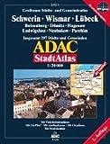 ADAC Stadtatlanten, Schwerin, Wismar, Lübeck, Ostseeküste