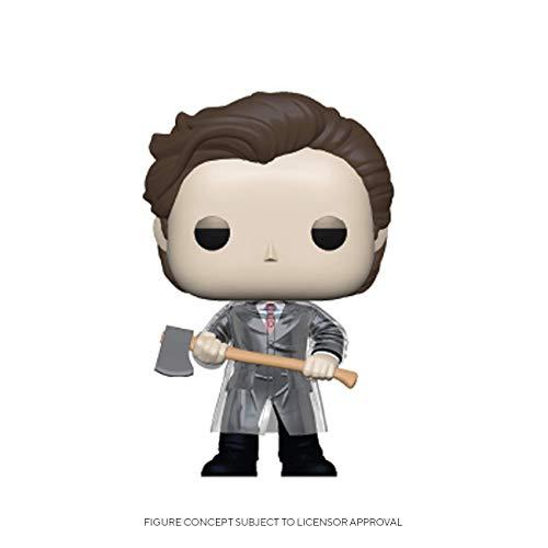 Pop! Movies American Psycho - Patrick w/Chase & Axe (Edicion Especial)