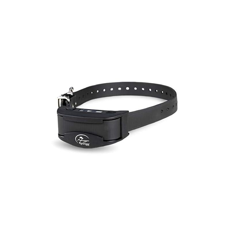 dog supplies online sportdog brand nobark rechargeable bark control collar - programmable, waterproof bark collar