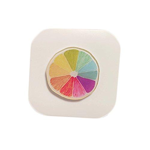 Fruit Style Eyekan Contact Lens Case Lenses Holder Box Travel Kit Case Colorful