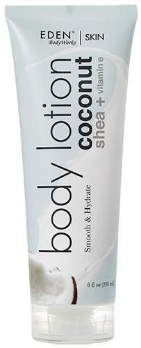EDEN BodyWorks Coconut Shea Body Lotion , 8oz