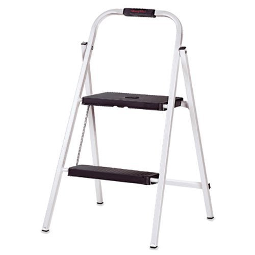 - Skinny Mini 2-Step Steel Step Stool