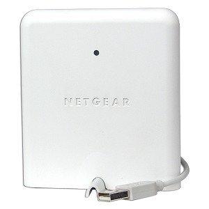 Netgear 802.11n Rangemax Next Wireless-N USB 2.0 Adapter by NETGEAR