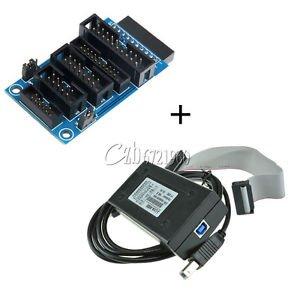 MG Universal High Speed J-Link JLink V8 USB Arm JTAG Emulator Debugger J-Link V8 Emulator New Unkown SLBWORKSNEW-141871389615