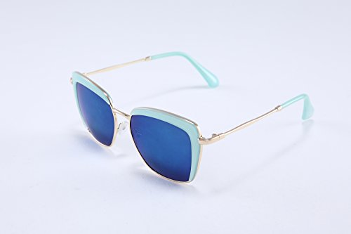 TomYork Womens Retro Fashion Luxury Sunglasses(C2)