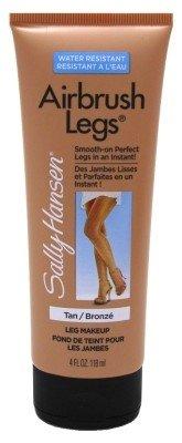 Sally Hansen Airbrush Legs Leg Makeup Tan/Bronze, 4 oz Pack of 3 by Sally Hansen