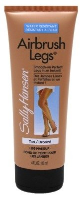 Sally Hansen Airbrush Legs Leg Makeup Tan/Bronze, 4 oz Pack