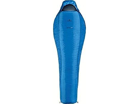 Saco dormir Ferrino Lightec SM 850 sintetico azul cremallera unica: Amazon.es: Deportes y aire libre