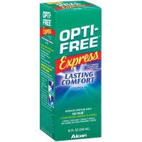 Opti-Free express solution désinfectante, Multi-Purpose, confort durable Formula, 10 fl. oz