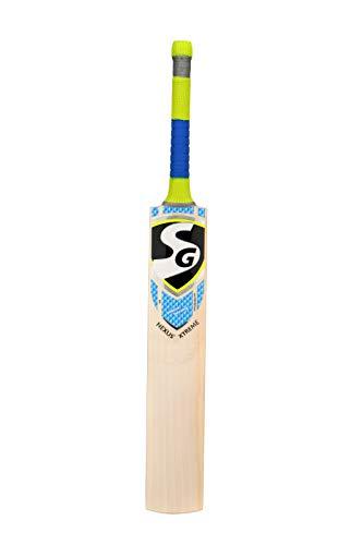 SG Nexus Xtreme English Willow Cricket Bat (Color May Vary)