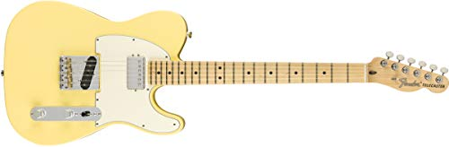 Fender American Performer Telecaster Hum - Vintage White w/Maple Fingerboard
