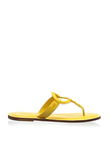 Matrix Yellow Sandal Bernardo Dress Patent Women's 5pxCq0wAF