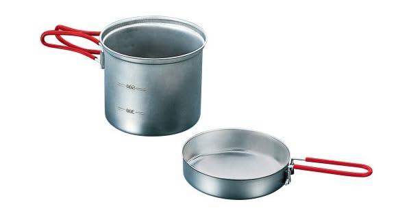 Amazon.com: everhew Ultra-Light Titanio Utensilios de cocina ...