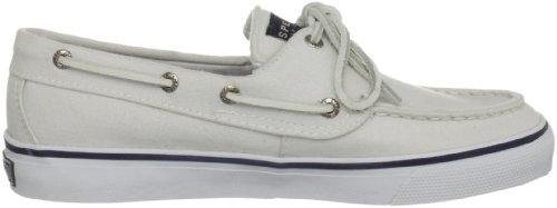 Sperry Bahama - Zapatos de lona para mujer Blanco