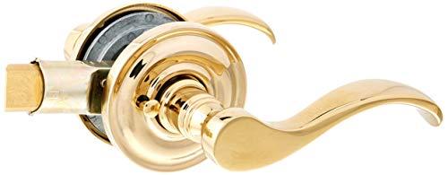 Baldwin 5455V.003.PRIV Solid Brass Door Lever