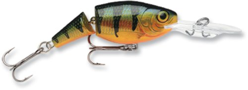- Rapala Jointed Shad Rap 05 Fishing lure (Perch, Size- 2)