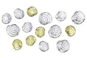 (Swarovski Minature Top Shells SCS Crystal Figurine - Retired 880692)