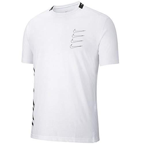Nike Shorts Sleeve Training Top Mens T-Shirts Cj4619-100