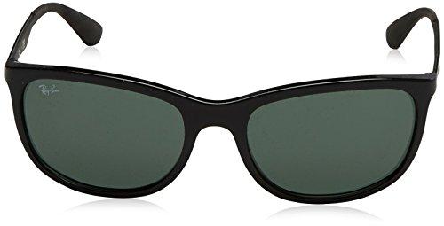 601 71 Ray Montures Homme Ban Noir Lunettes 59 Green Black 0Rb4267 de 1naaUwx6q