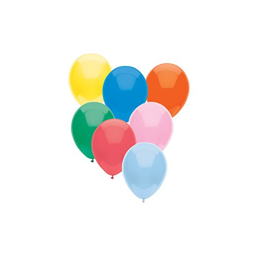 BSN Sports Burton and Burton Latex Balloons (Pack of 100), 11″