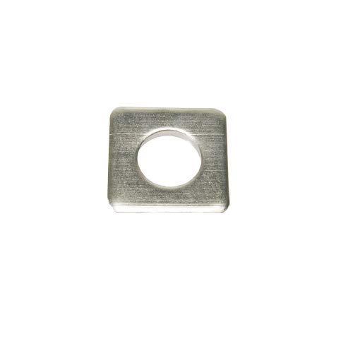 Steel AMPG Z8941-ZN Zinc Square Washer