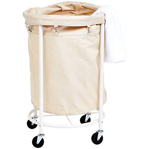 AmazonBasics Commercial Round Laundry