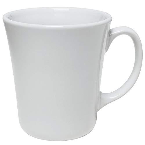 Custom 14 Oz. The Bahama Mug- Mug (White) - 288 PCS - $2.98/EA - Promotional Product with Your Logo/Bulk/Wholesale