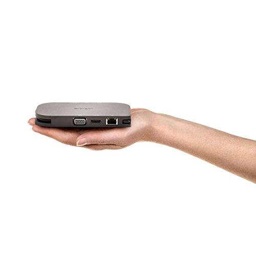 Kensington SD1600P USB-C Travel Dock 4K with Pass-Through USB-C Charging (K33968WW) by Kensington (Image #1)