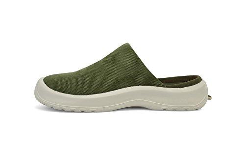 Softscience Daisy Canvas Comfort Zapatos Casuales Para Mujeres Sage