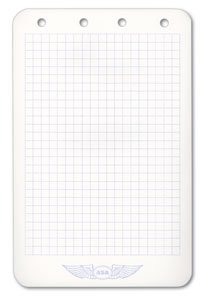 ASA 4-ring Style Notepad by ASA