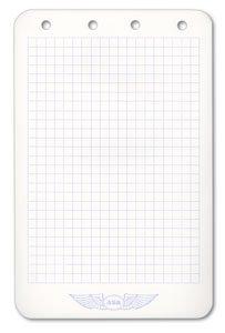 ASA 4-ring Style Notepad