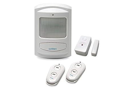 Avidsen 100108 kit allarme senza fili con GSM