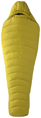Marmot Hydrogen Sleeping Bag - Dark Citron/Olive...