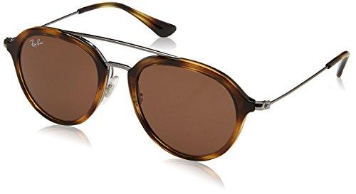 Ray-Ban Junior Kids  0rj9065s152 7348plastic Unisex Sunglasses Square,  Havana, 48 ad9d81d1431a