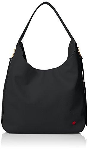"Dear Drew by Drew Barrymore"" Everyday Boho Pebbled Vegan Leather Shoulder Bag, TAPSHOE"
