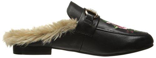 Steve Madden Vrouwen Jill-p Slip-on Loafer Zwart / Multi