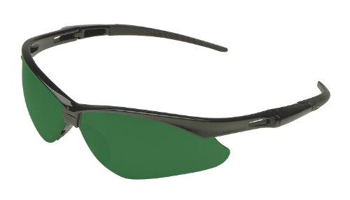 Jackson Safety Jackson Shade 5.0 Safety Glasses, Scratch-...