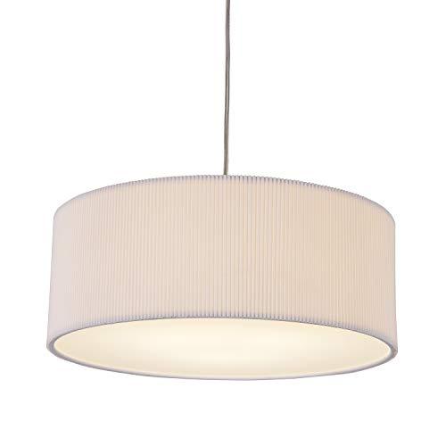 Drum Lamp Shade Pendant Light in US - 4