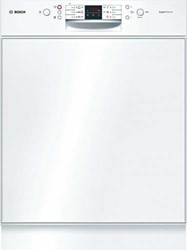 Bosch SMD63N22EU Serie 6 Unterbaugeschirrspüler / A++ / 262 kWh / 13 MGD / weiß  / ActiveWater Technologie / DosierAssistent
