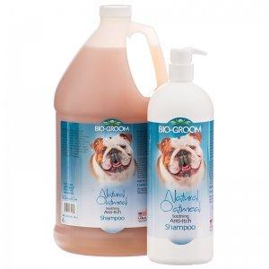 Bio-groom NAT Oatmeal Shampoo Gal ()