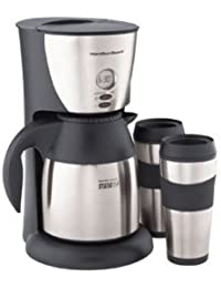 Hamilton Beach 45235G Stay Or Go Thermal Coffeemaker Basic Info