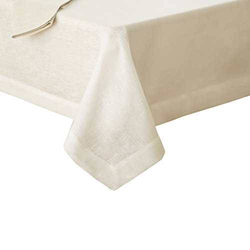 Villeroy and Boch La Classica Luxury Linen Fabric Tablecloth, 70