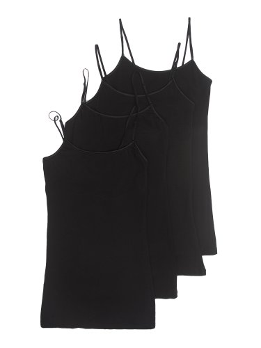 Pack Active Basic Womens Black
